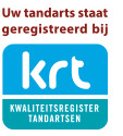 KRT logo tandarts 3 kleuren